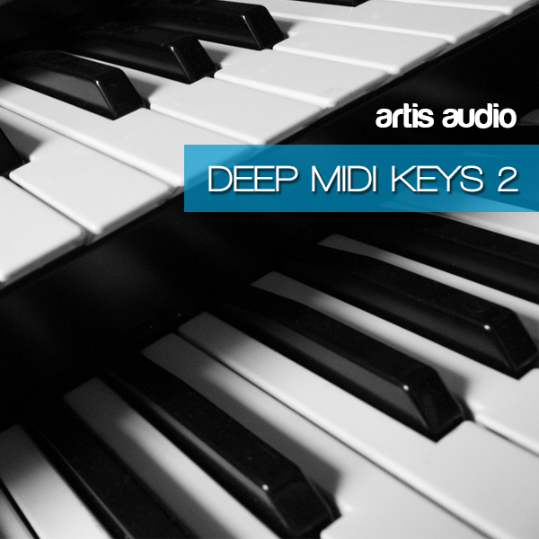 Artis Audio Deep House MIDI Keys Vol 2 MiDi