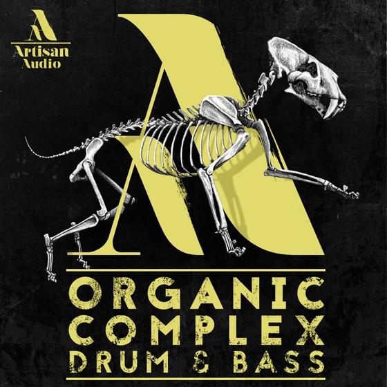 Artisan Audio Organic Complex Drum and Bass WAV