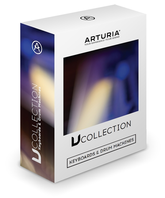 Arturia V Collection 4 v4.0.3-R2R