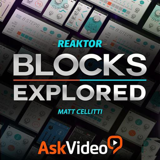 Ask Video BLOCKS Explored TUTORiAL-SYNTHiC4TE
