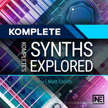 Ask Video Komplete 11 101 Kompletes Synths Explored TUTORiAL