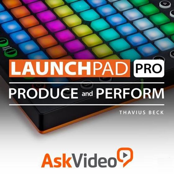 Ask Video Launchpad Pro 101 Produce and Perform TUTORiAL