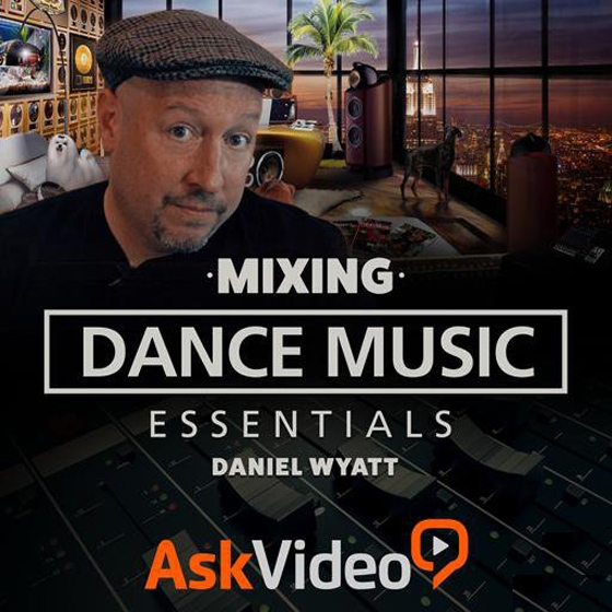 Ask Video MixMaster 101 Mixing Dance Music Essentials TUTORiAL
