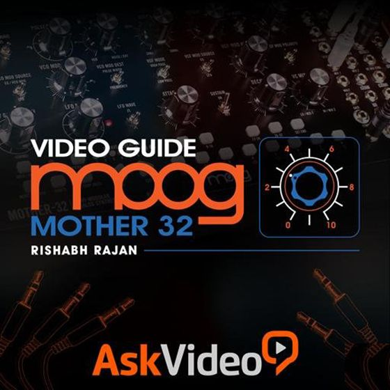Ask Video Moog Mother 32 101 Explained and Explored TUTORiAL