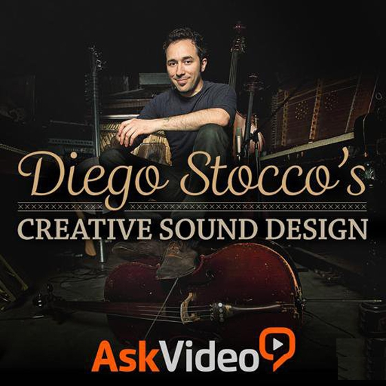 Ask Video Sound Design 101 Diego Stoccos Creative Sound Design TUTORiAL