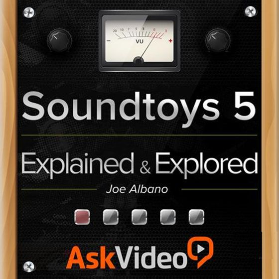 Ask Video Soundtoys 5 101 Explained and Explored TUTORiAL