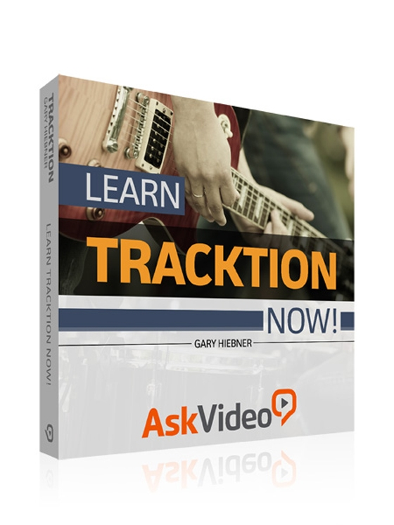 Ask Video Tracktion 101 Learn Tracktion Now TUTORiAL-SYNTHiC4TE