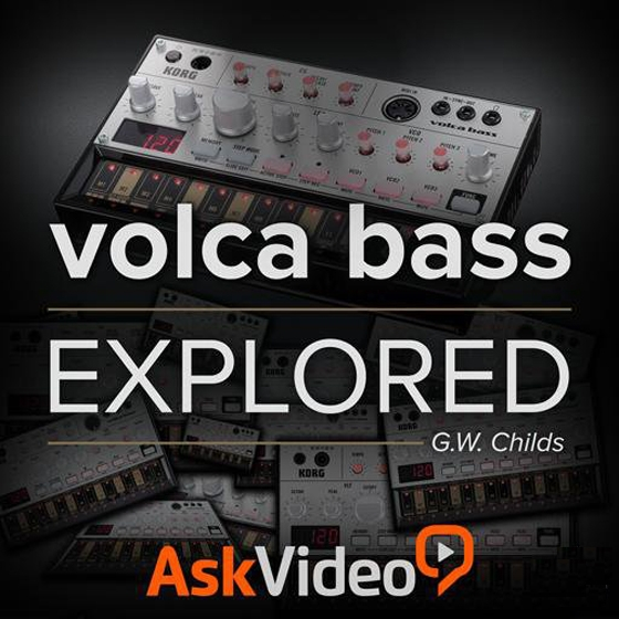 Ask Video volca 103 volca bass Explored TUTORiAL