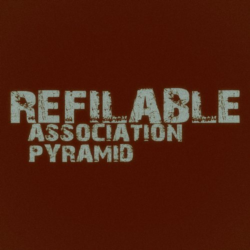 Association Pyramid - Refilable [889845656968]