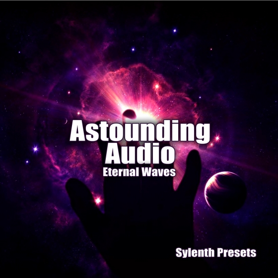 Astounding Audio Eternal Waves Preset Bank For SYLENTH1 FXB