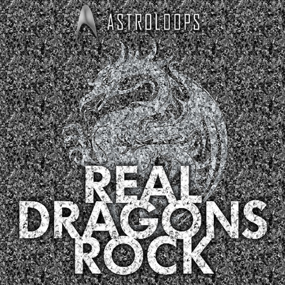 Astro Loops Real Dragons Rock WAV MiDi-AUDIOSTRiKE