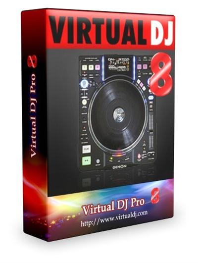 Atomix Virtual DJ Pro Infinity v8.0.2441 Multilingual