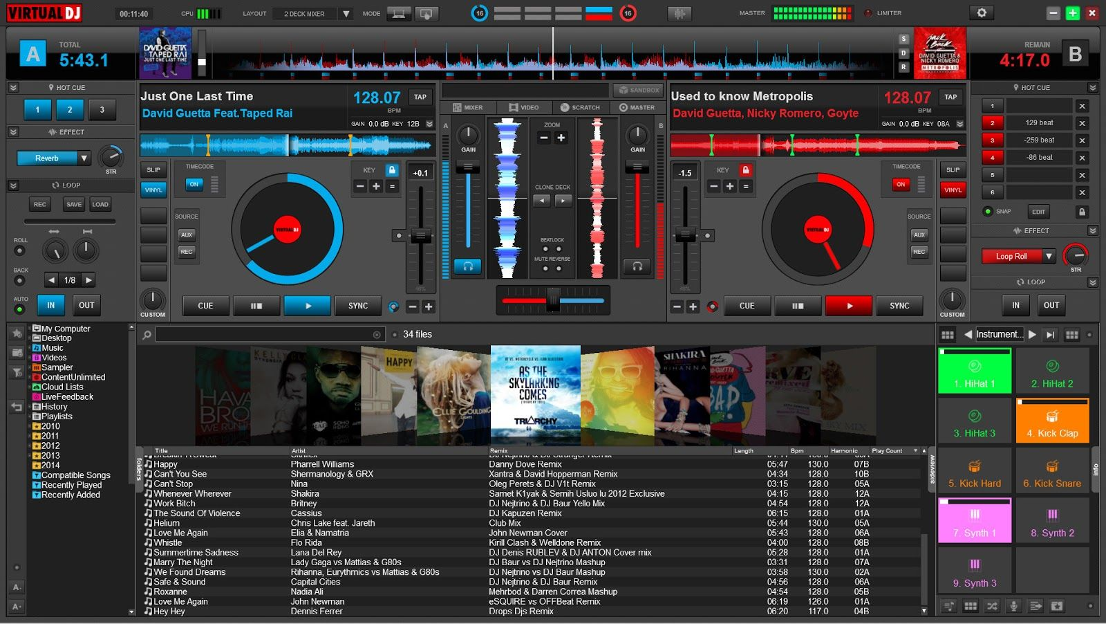 Atomix VirtualDJ Pro Infinity 8.1.2821.1097 Multilingual + Content