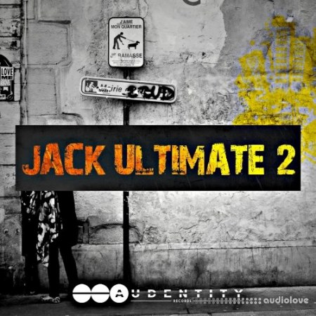 Audentity Records Jack Ultimate 2 WAV MiDi Synth Presets