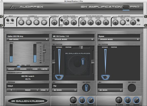 Audified GK Amplification 2 Pro v2.2.0 Incl Keygen R2R WiN/OSX