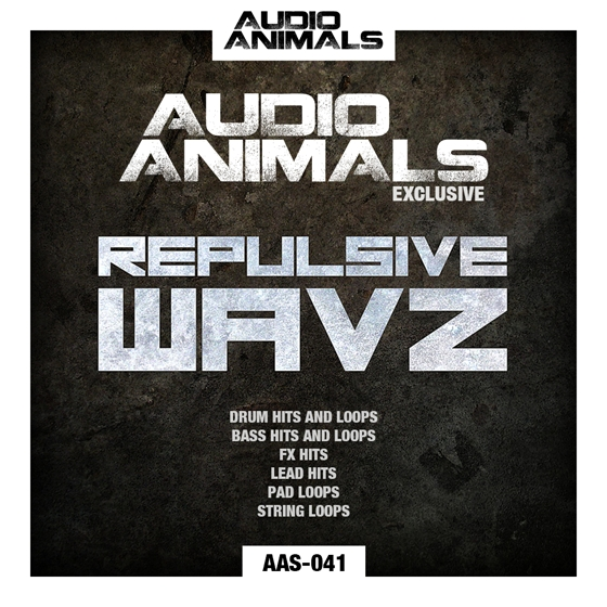Audio Animals Repulsive Wavz WAV