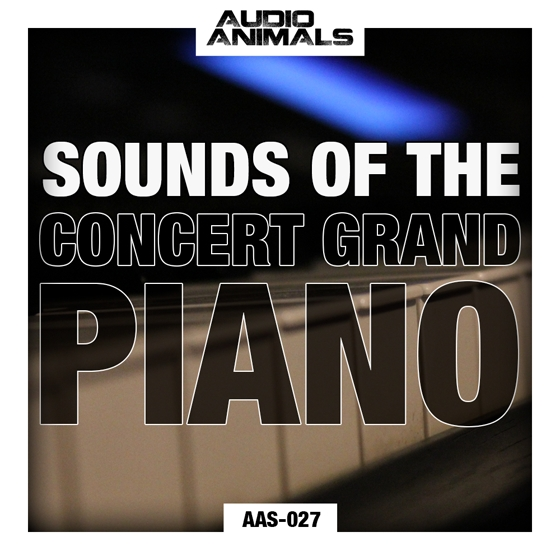 Audio Animals Sounds Of The Concert Grand Piano WAV