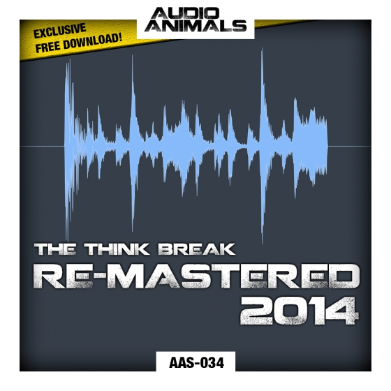 Audio Animals The Think Break Re-Mastered WAV