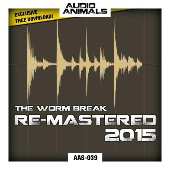 Audio Animals The Worm Break Re-Mastered WAV