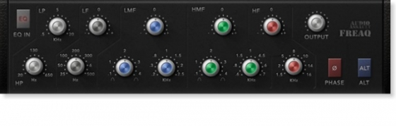 Audio Assault FreaQ VST RETAiL