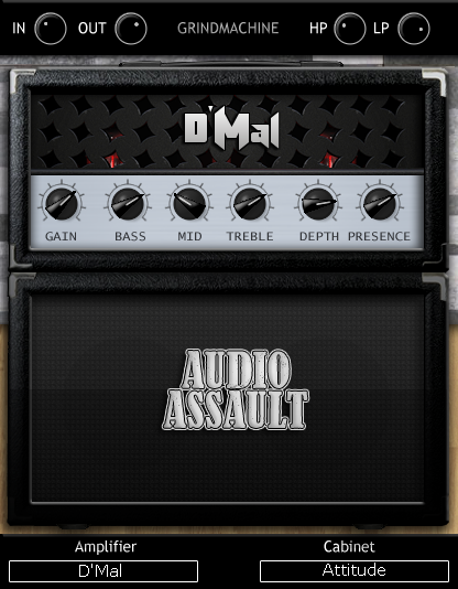 Audio Assault Grind Machine 1.8 VST RETAiL