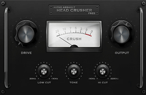 Audio Assault Head Crusher OSX