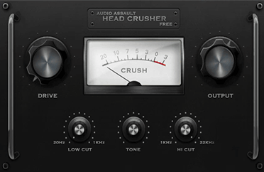 Audio Assault Headcrusher WIN/MAC PROPER-BEAT