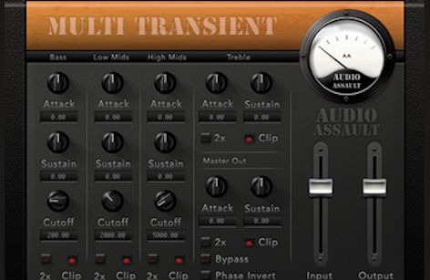 Audio Assault MultiTrans WIN/MAC PROPER-BEAT