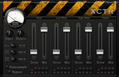 Audio Assault XCTR WIN/MAC PROPER-BEAT