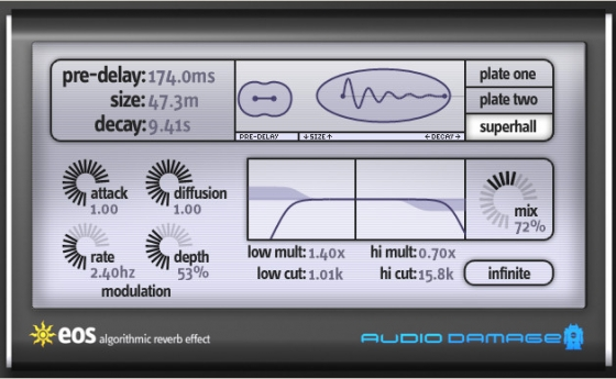 Audio Damage EOS v1.1.1 Windows