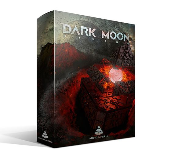 Audio Imperia Dystopian Dreams Vol 2 Dark Moon Rising KONTAKT