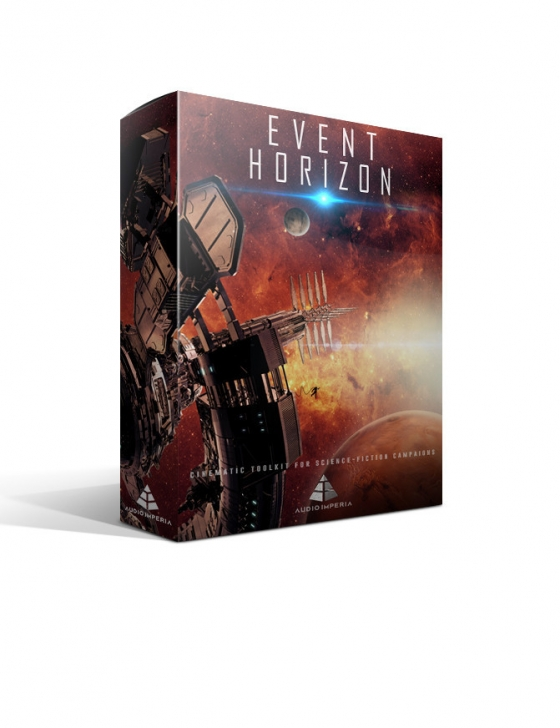 Audio Imperia Event Horizon Vol 1 KONTAKT DVDR
