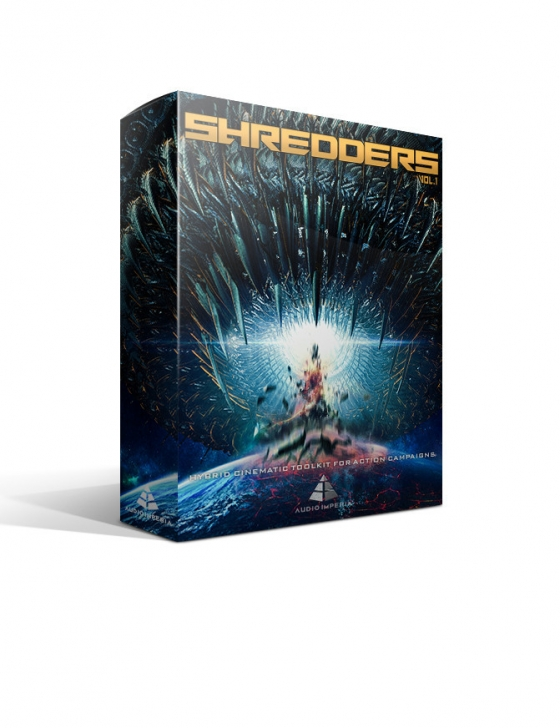 Audio Imperia Shredders Vol 1 Cinematic Tool Kit KONTAKT