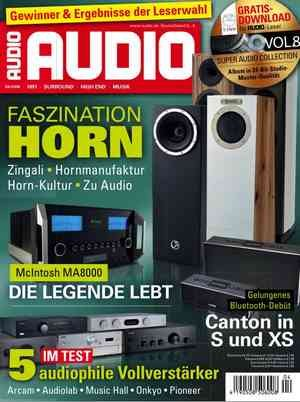 Audio Magazin April No 04 2016