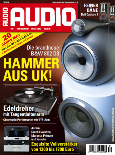 Audio Magazin November No 11 2015