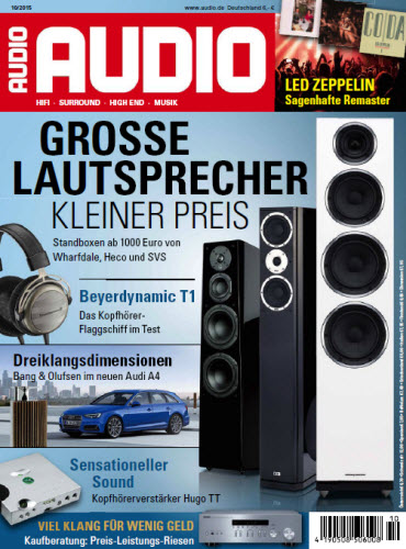 Audio Magazin Oktober No 10 2015