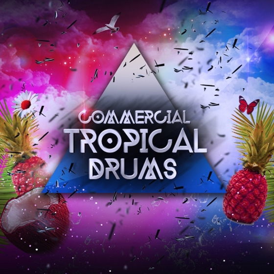 Audio Masters Commercial Tropical Drums WAV AiFF
