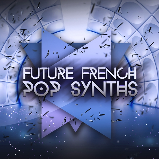 Audio Masters Future French Pop Synths WAV AiFF APPLE LOOPS
