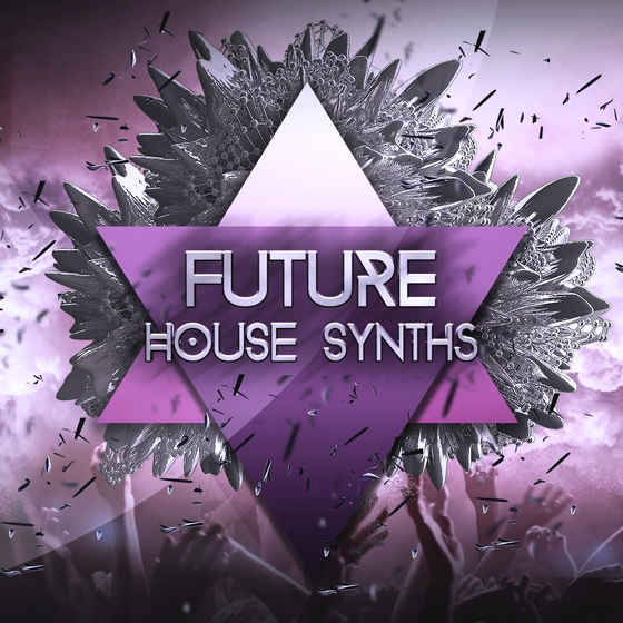 Audio Masters Future House Synths WAV AiFF