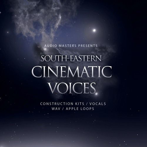 Audio Masters South Eastern Cinematic Voices WAV AiFF APPLE LOOPS
