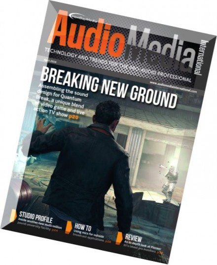 Audio Media International April 2016
