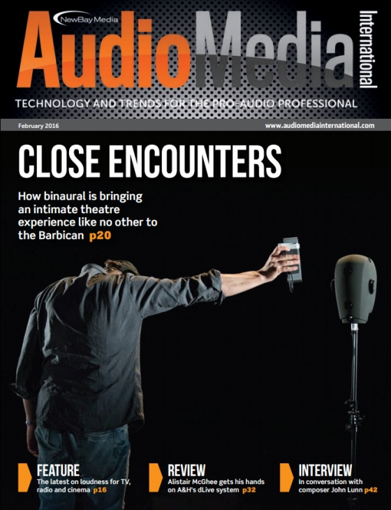 Audio Media International February 2016