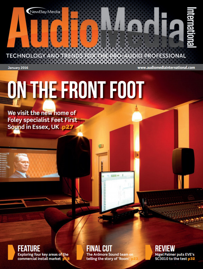 Audio Media International January 2016