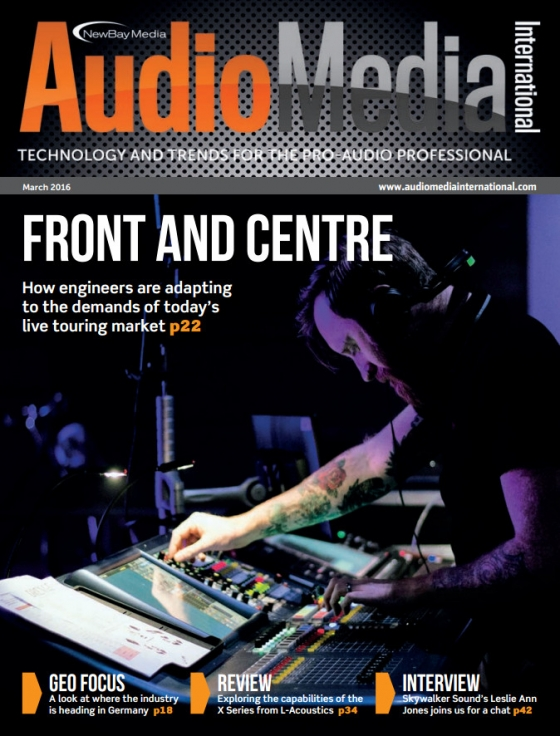 Audio Media International March 2016