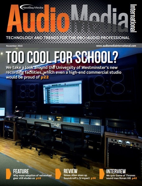 Audio Media International November 2015