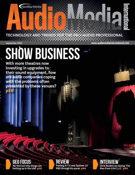 Audio Media International September 2015