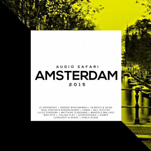 VA - Audio Safari Amsterdam 2015 [AS013C]