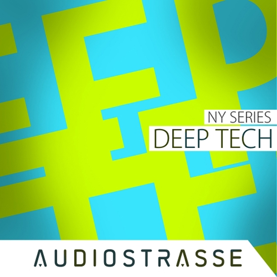 Audio Strasse NY Series Deep Tech WAV-AUDIOSTRiKE