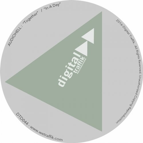 AudioHell – In a Day / Together [DTD044]