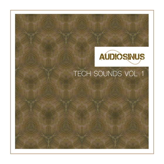 AudioSinus Tech Sounds 1 WAV-AUDIOSTRiKE